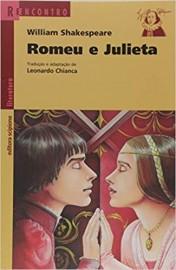 Romeu E Julieta - Coleção Reencontro Literatura