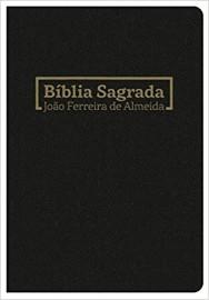 Bíblia RC - Brochura - Preta - Geográfica