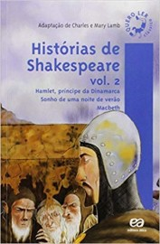 Histórias de Shakespeare - Volume 2