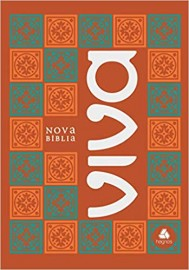 Nova Bíblia Viva Laranja Brochura 14x21