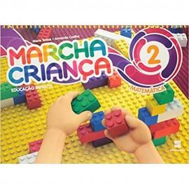 Marcha Criança Matemática Vol.2 - Coleção Marcha Criança