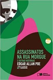 Assassinatos na Rua Morgue  - Coleção Clássicos Saraiva - 1ª Edição