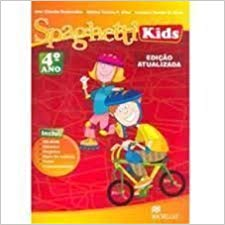 Spaghetti Kids - 4º Ano + CD-ROM