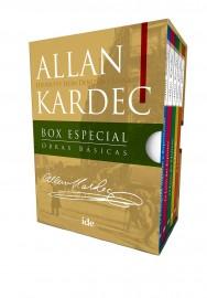Allan Kardec - Box Especial - Obras Classicas - 5 Volumes