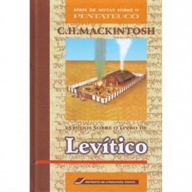 Levítico - Estudos Sobre o Livro de Levítico- Capa Dura - Luxo