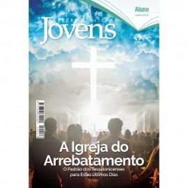 Revista Jovens Aluno - A Igreja do Arrebatamento