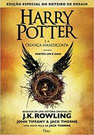 Harry Potter e a Criança Amaldiçoada - Edição Colecionador